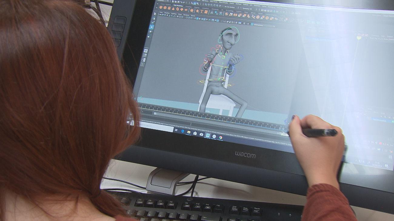 Madrid, cantera de los mejores creadores de animación
