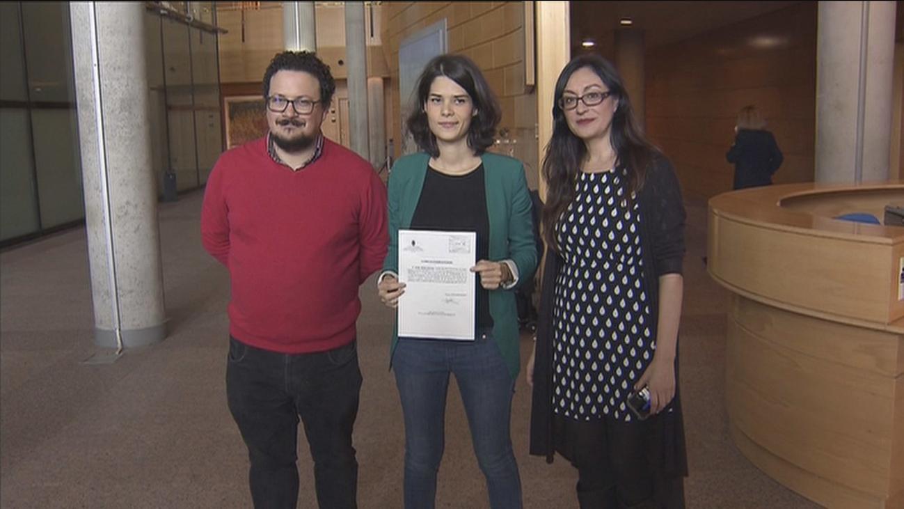 Unidas Podemos pide las comparecencias de Aguirre, González, Cifuentes, Garrido y Ayuso por Avalmadrid