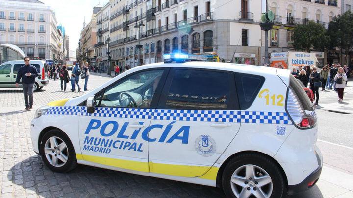 Detenido en Madrid tras huir de la Policía, borracho y sin carné de conducir