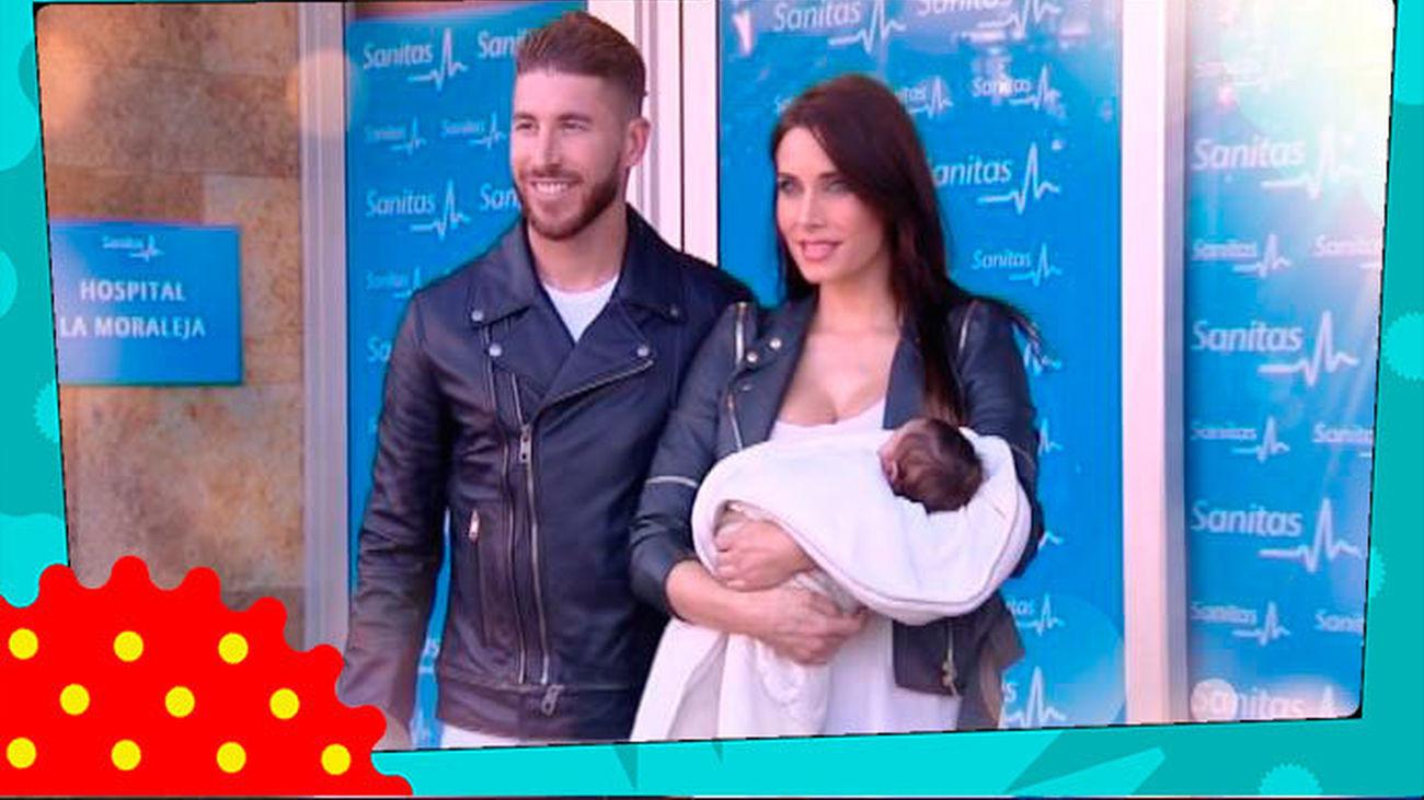 ¿Quiere Pilar Rubio tener otro hijo con Sergio Ramos?