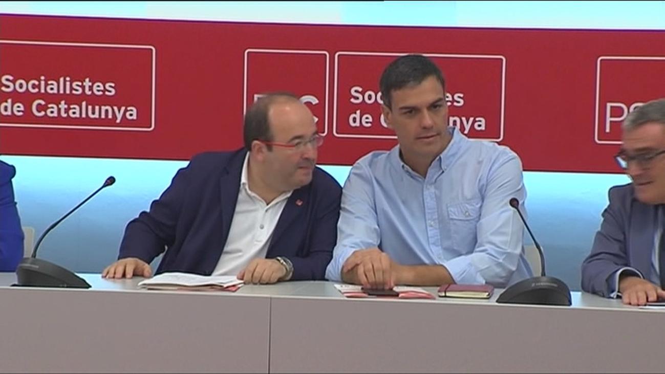 """El PSOE propone """"perfeccionar"""" el estado autonómico con un """"impulso"""" al autogobierno"""