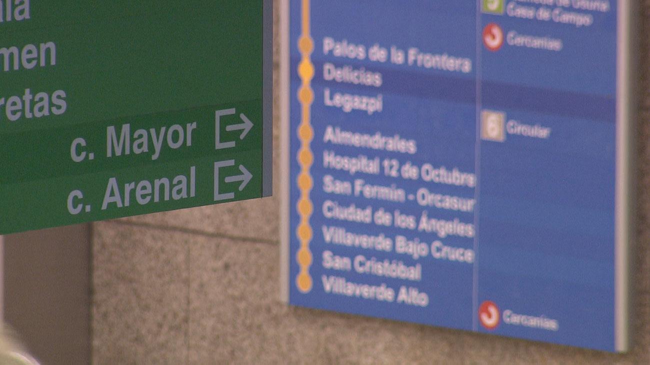 Las ángeles de la guarda del metro de Madrid