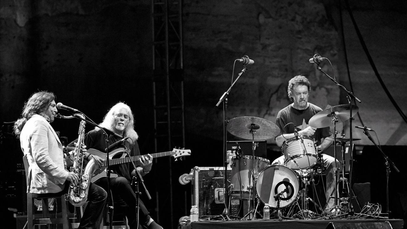 Benavent, Di Geraldo y Pardo. Jazz Madrid