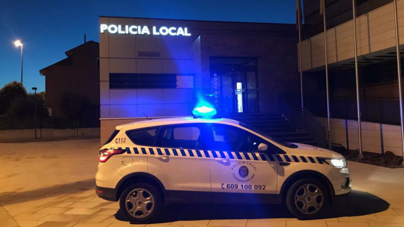 Policía Local de Paracuellos