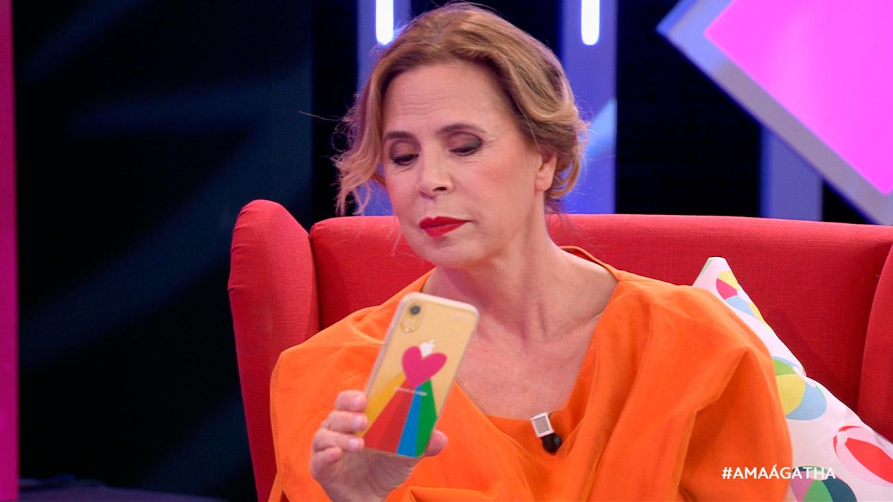 """El test más sincero de Ágatha: """"La Preysler ha sido la peor vestida de España"""""""