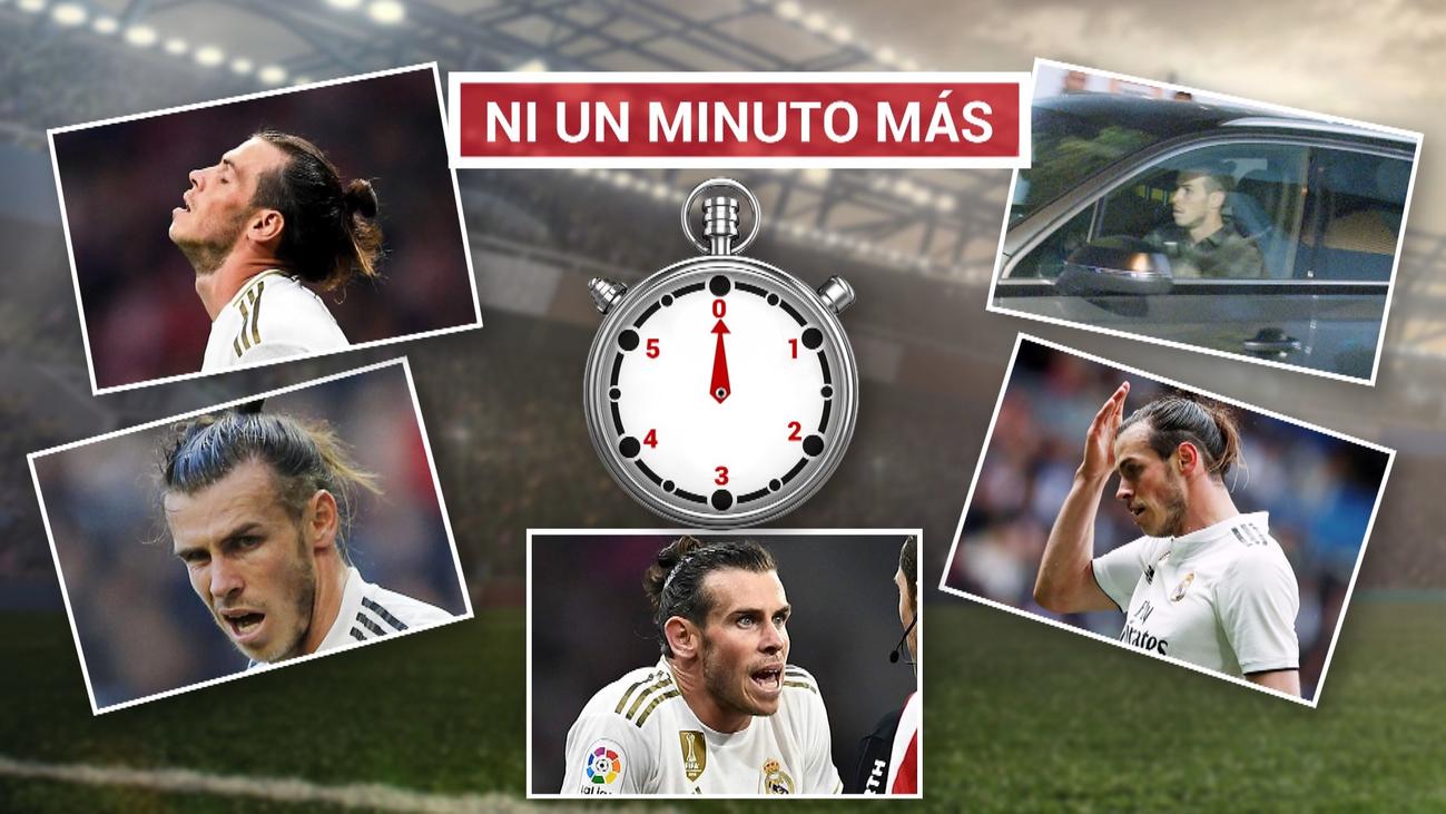 Bale se marchó antes del final del Real Madrid-Leganés