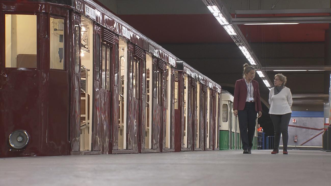 100 años de Cuatro Caminos a Sol, el primer viaje de Metro de Madrid