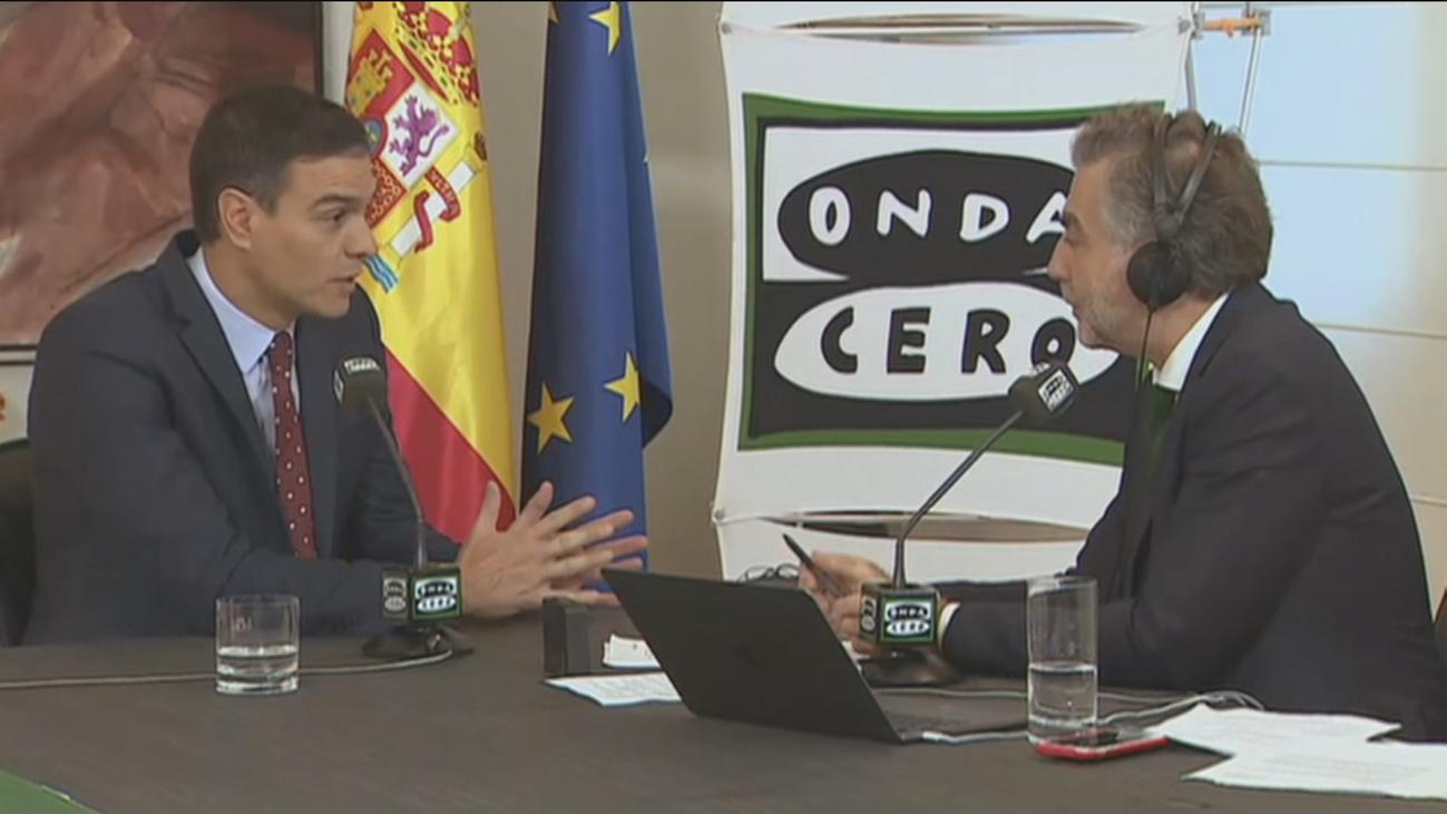Sánchez dice que acatará el 'nuevo' criterio  de la Junta Electoral