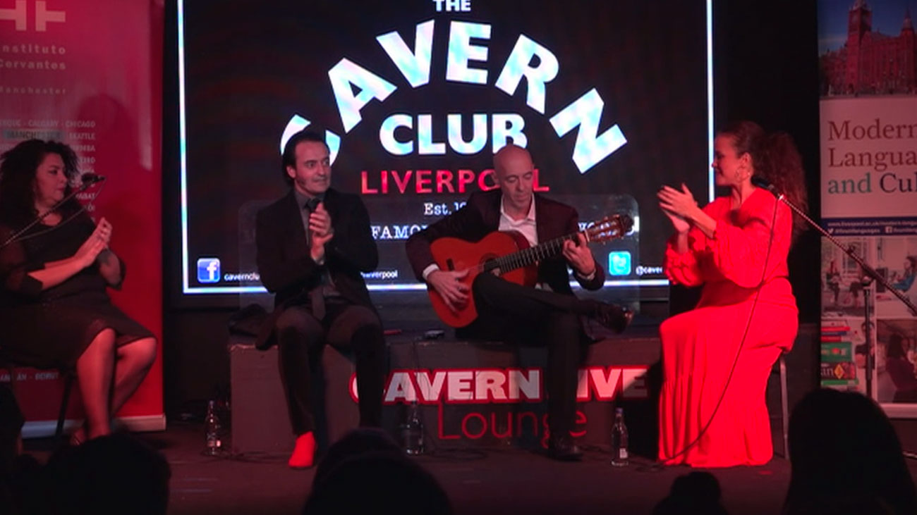 Flamenco en The Cavern Club