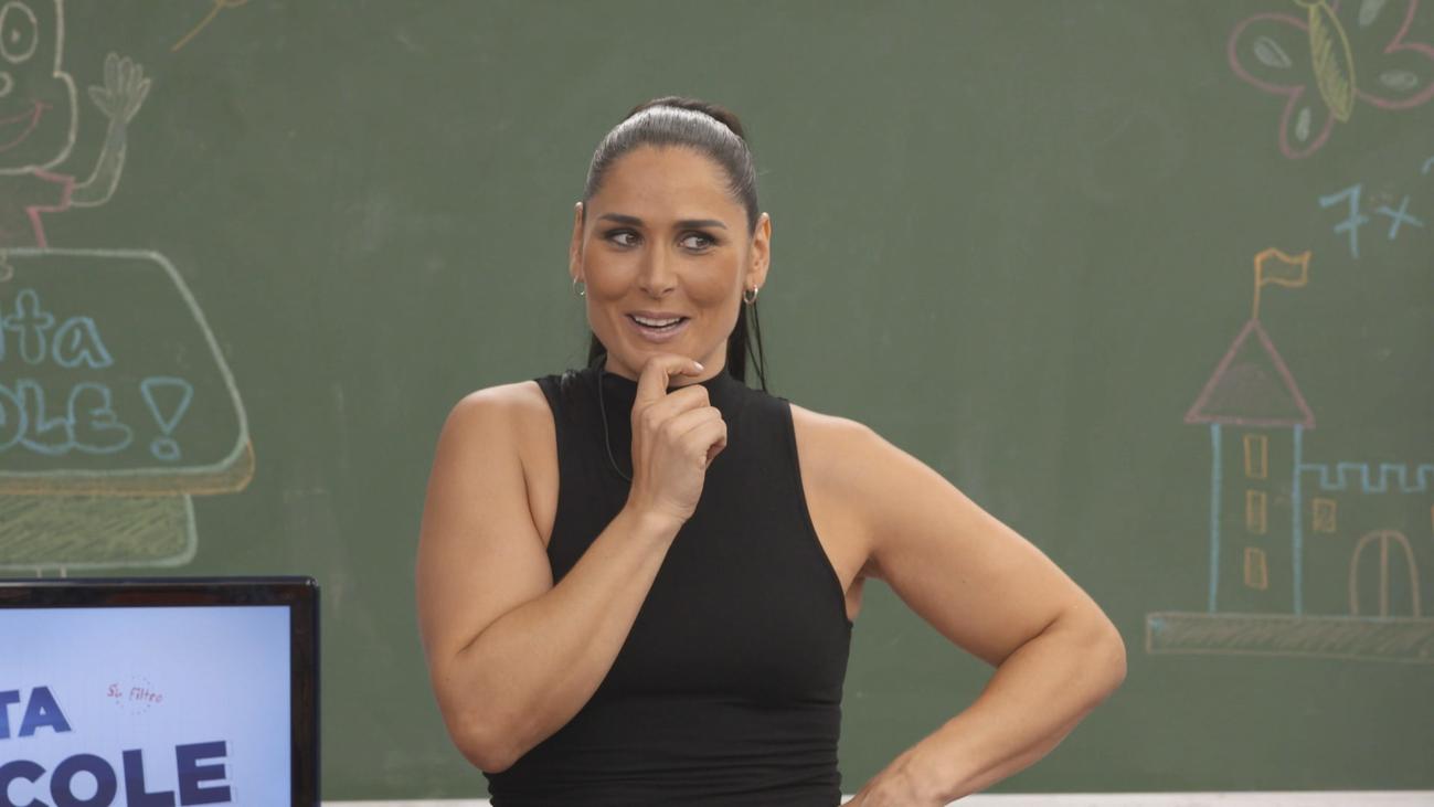 La música de Rosa López se apodera del aula de vuelta al cole