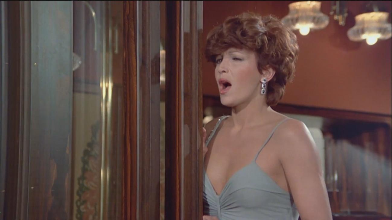Tita Cervera se desnudó para el cine y para Interviú para pagar deudas