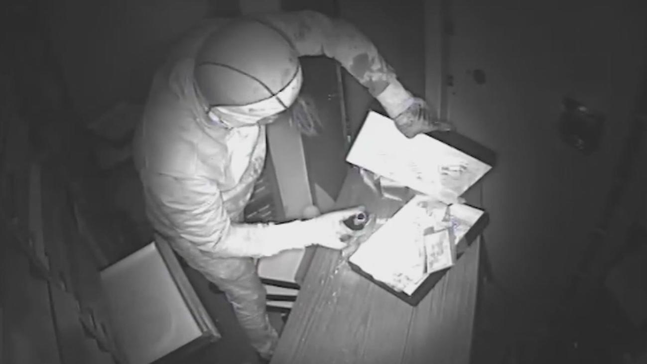 Detenidos siete butroneros que robaron más de dos millones en joyas