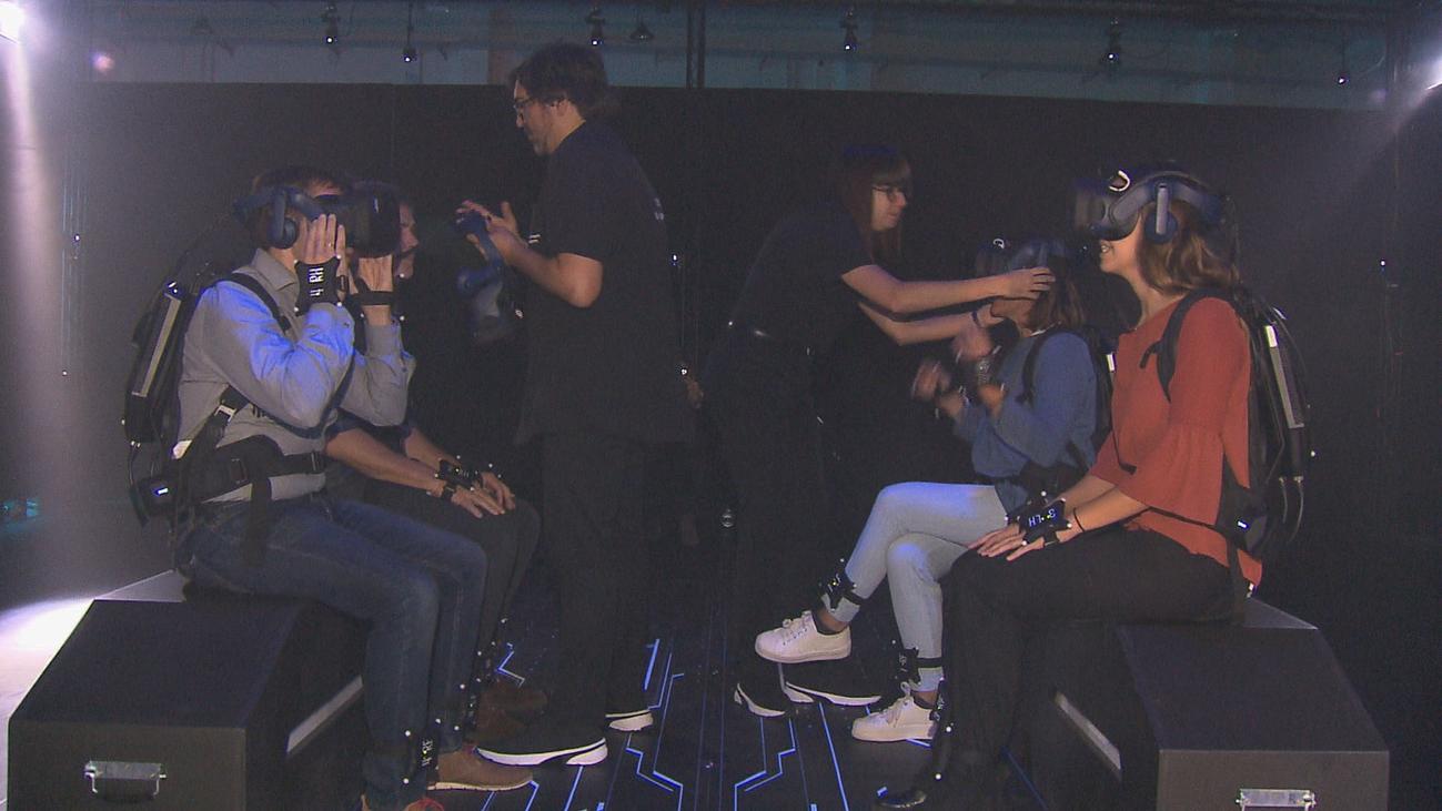 'Hiperrealidad', la última tecnología de realidad virtual llega a Madrid