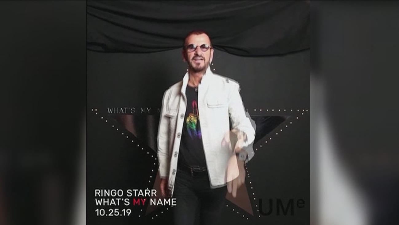 Ringo Starr lanza nuevo disco, con un tema versionado de Lennon