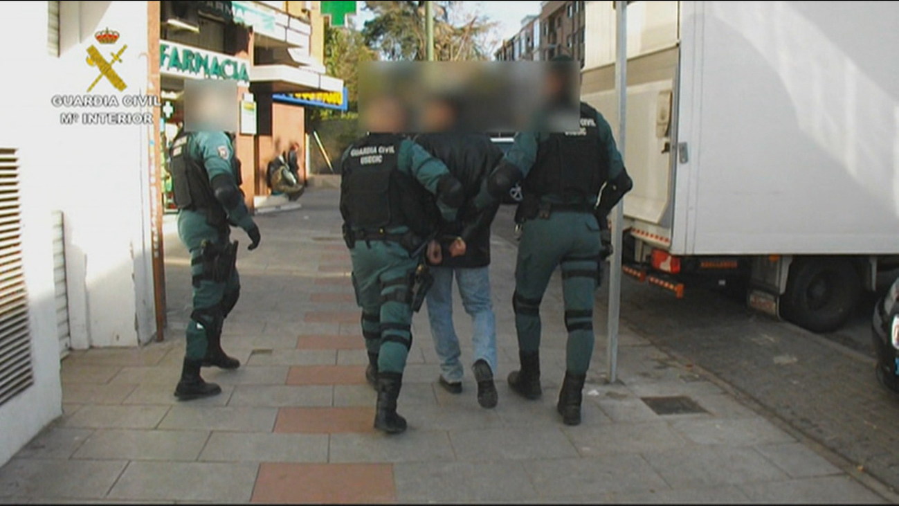 Se inicia el juicio  a los cuatro acusados por el crimen de Rivas