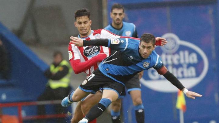 1-0. El Rayo Vallecano pierde con un Lugo eficaz