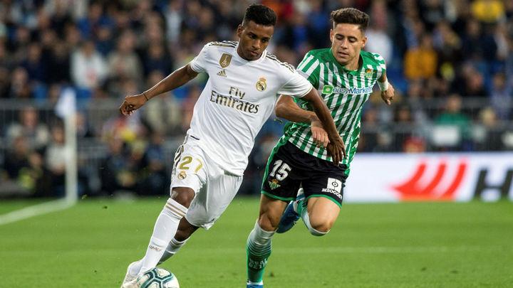 0-0. El Betis y el VAR frenan al Real Madrid