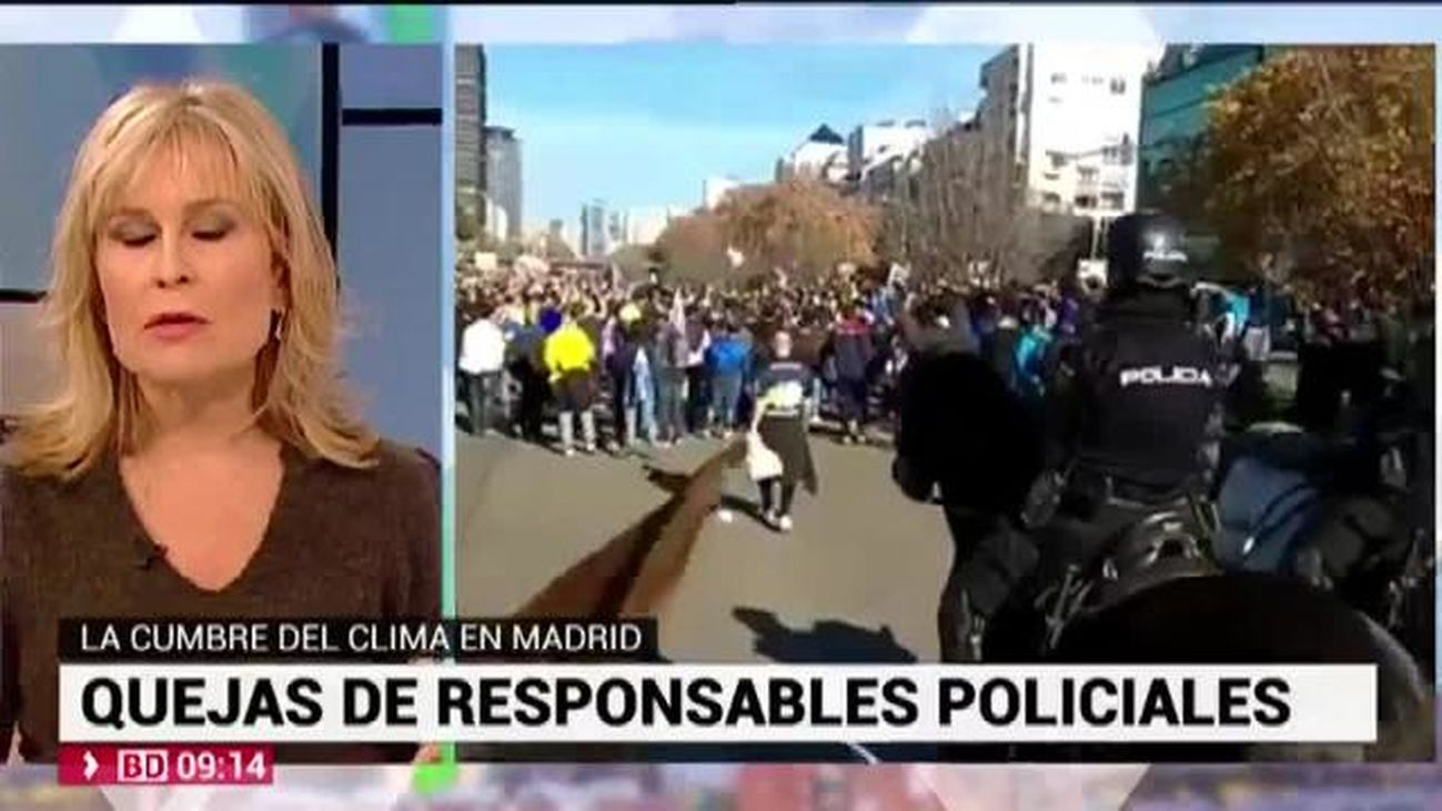Buenos Días Madrid 04.11.2019 (8.00 - 10.30)