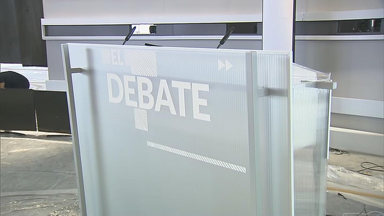 Los cinco candidatos preparan el único debate electoral en el que se medirán