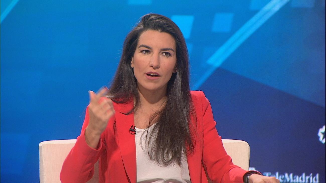 """Rocío Monasterio: """"Vox puede arrastrar a PP y Cs a posiciones de valentía y claridad"""""""