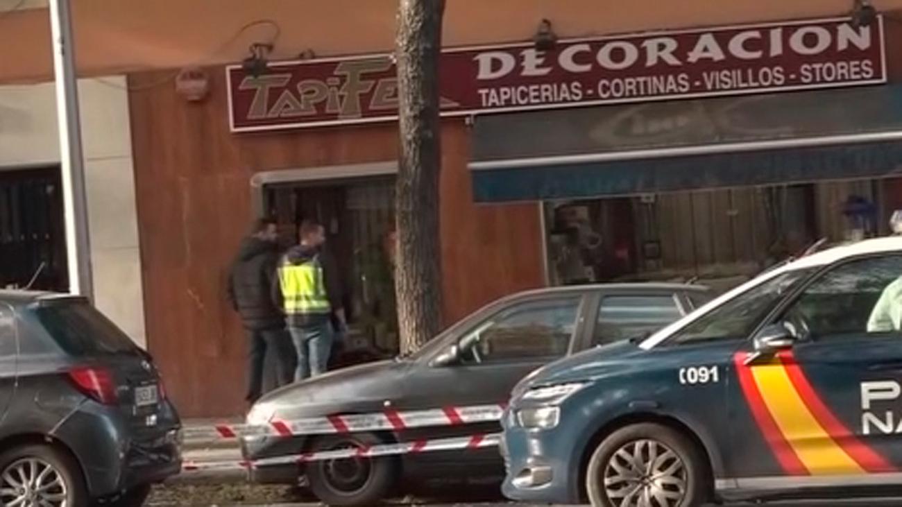 Misterio en tormo a los motivos del crimen del tapicero del Paseo de Extremadura