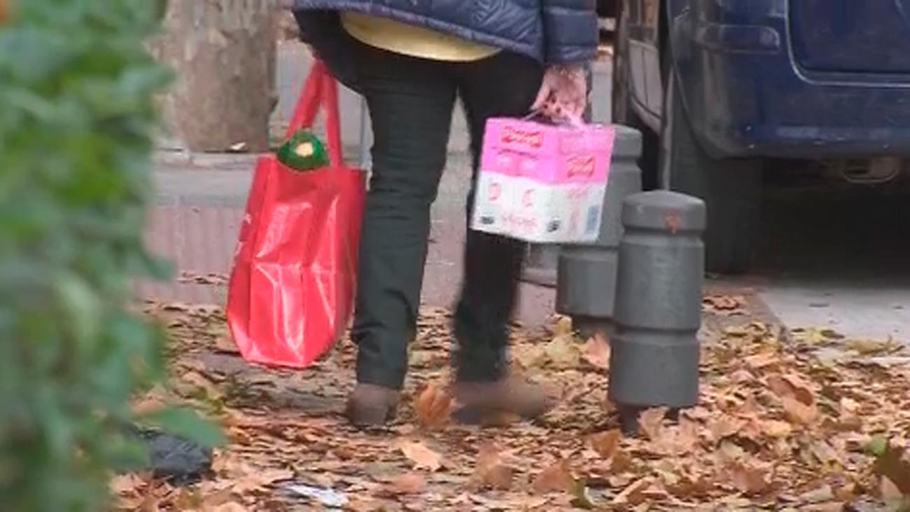 El PSOE propone contratar 700 trabajadores para recoger las hojas de los árboles en Madrid