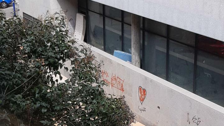 El PP denuncia la presencia de okupas en el Ayuntamiento de Alcorcón
