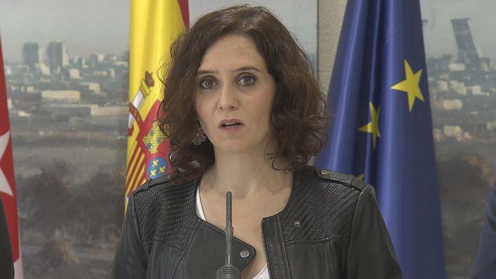 Anticorrupción archiva la denuncia de Más Madrid contra Díaz Ayuso por Avalmadrid