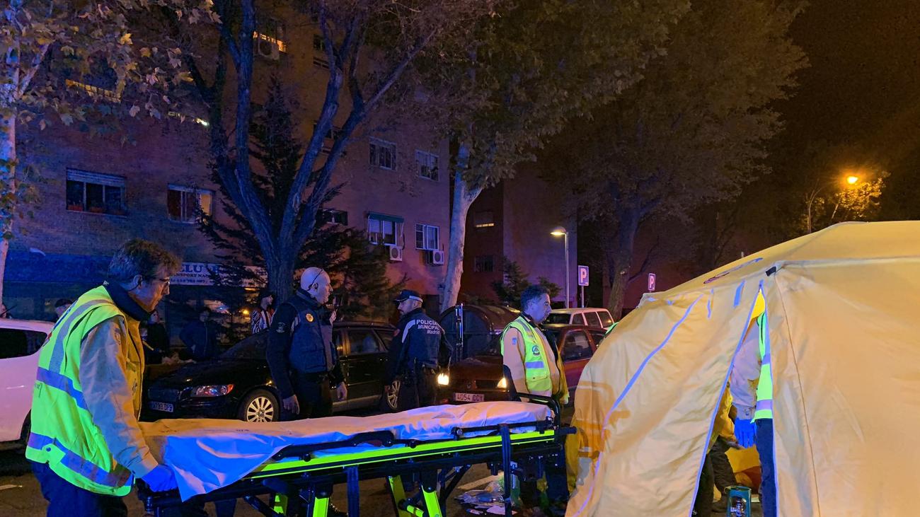 Fallece una mujer de 55 años al ser atropellada en Usera