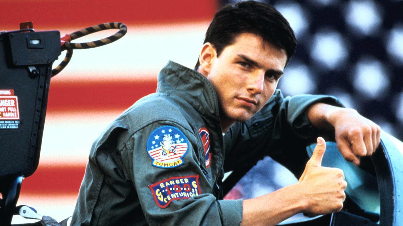 Este sábado la estrella en Megastar es... Tom Cruise