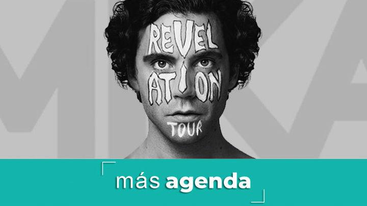 La agenda alternativa: Mika tocará en la Sala la Riviera de Madrid