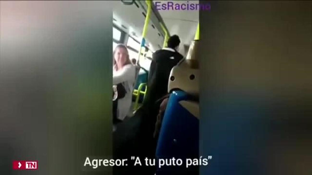 Expediente abierto para investigar la agresión racista en un autobús de Madrid