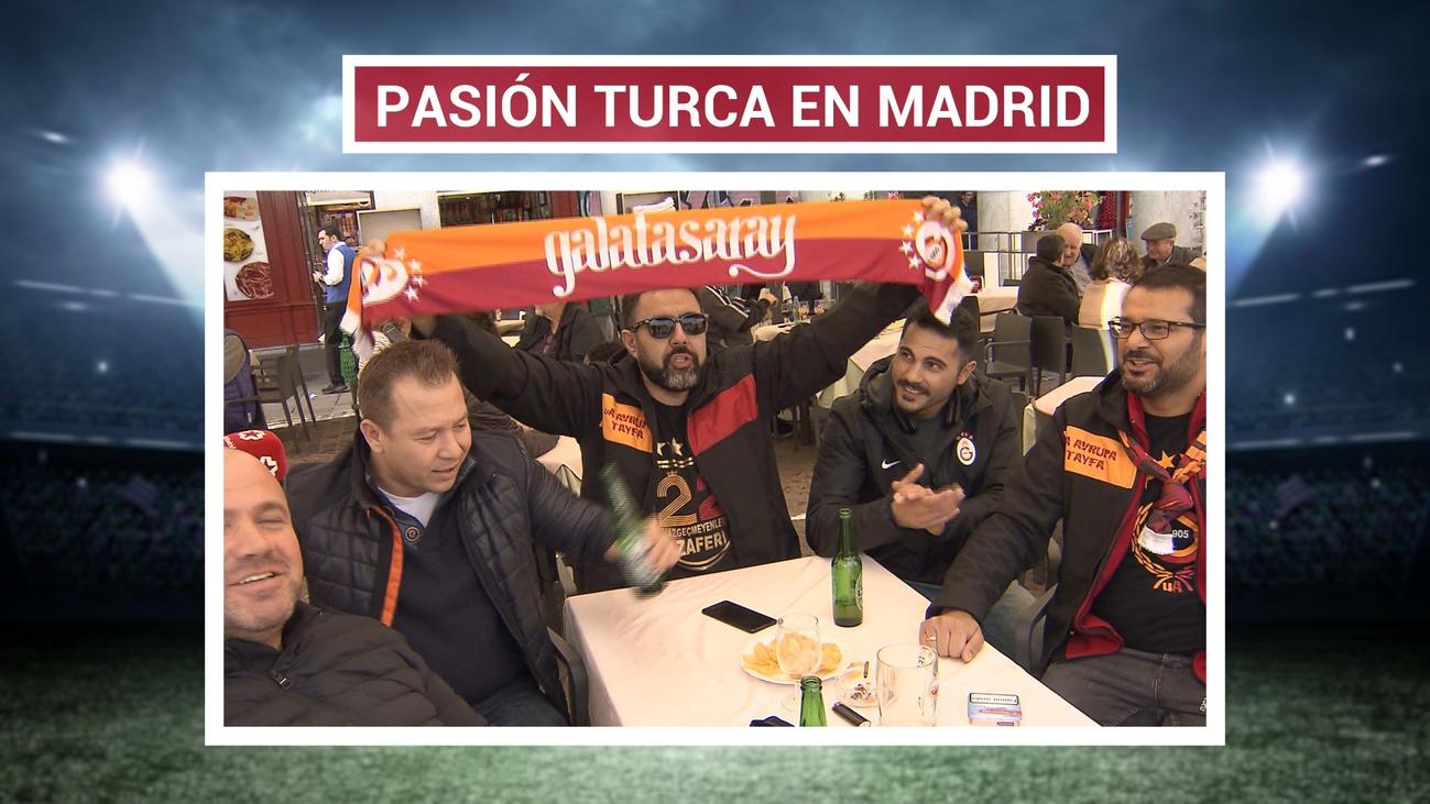 Cerca de 1.600 efectivos para la seguridad del Real Madrid-Galatasaray