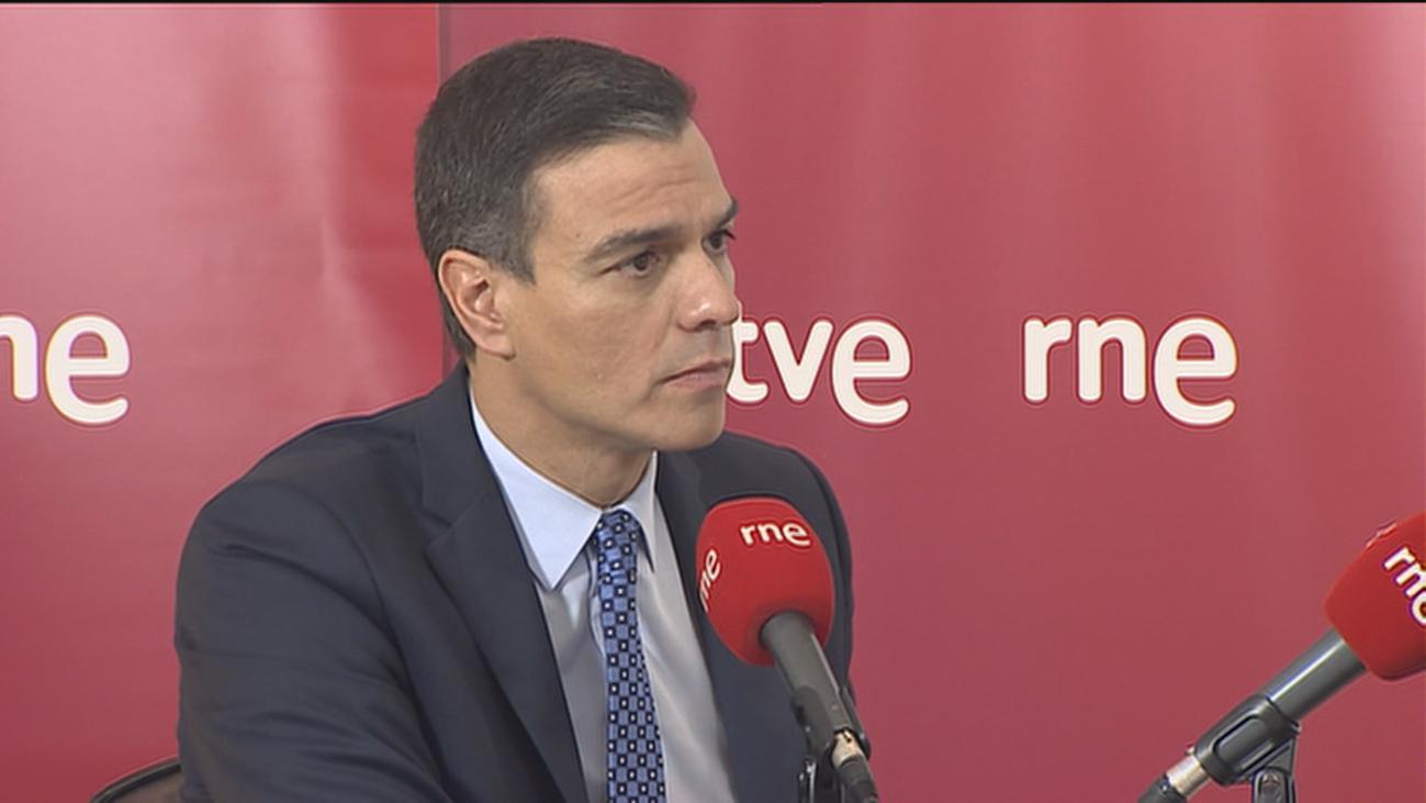 """Los fiscales responden a Sánchez que son independientes y no siguen sus """"órdenes"""""""