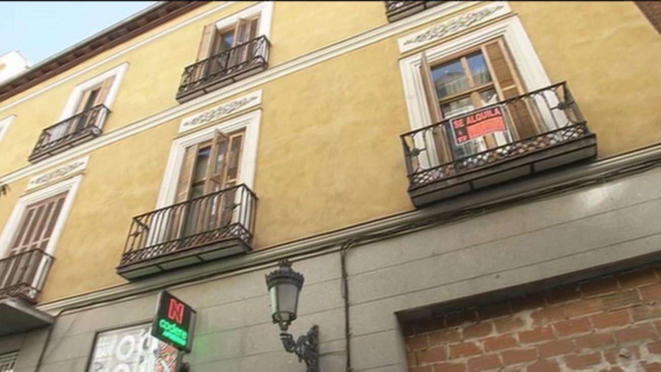 Piso turístico en Madrid