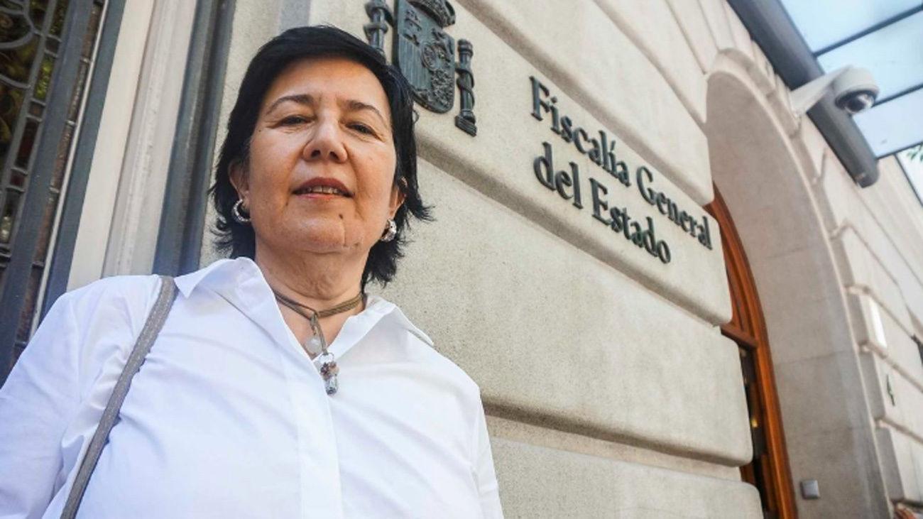Cristina Dexeus, presidenta de la Asociación de Fiscales