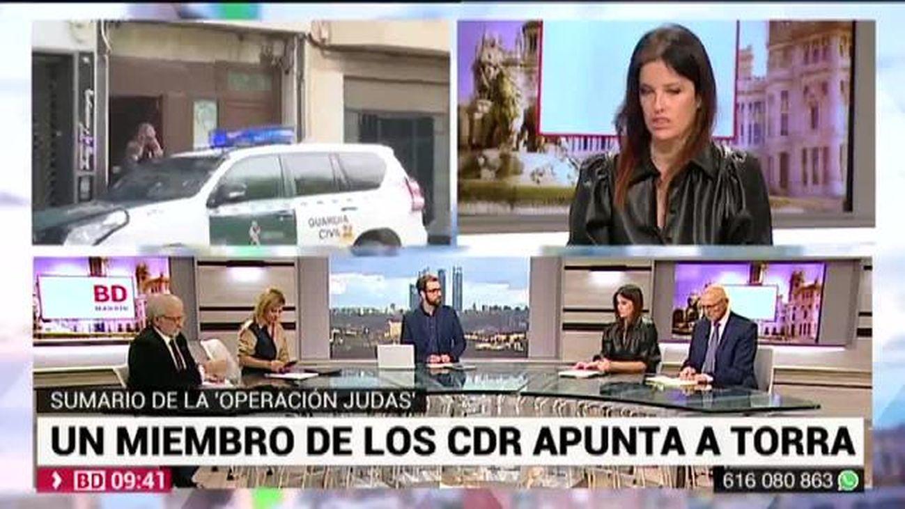 Buenos Días Madrid 07.11.2019 (9.00 - 10.30)