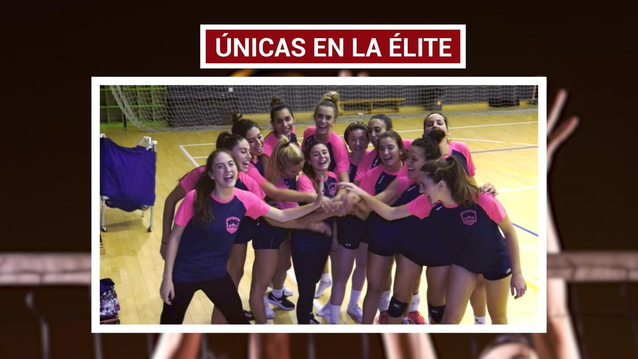El Club Voleibol Madrid, desde dentro