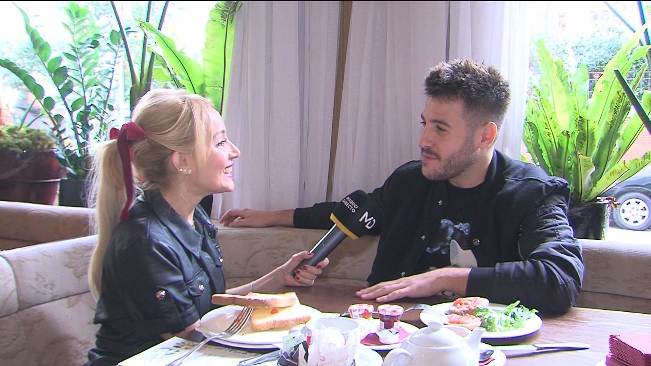 Un desayuno con Antonio José