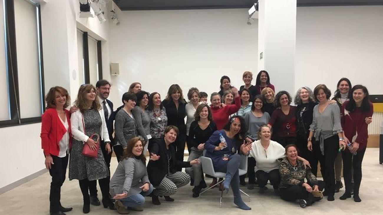Mujer Talento Visible 50+ empodera a 20 desempleadas en Madrid