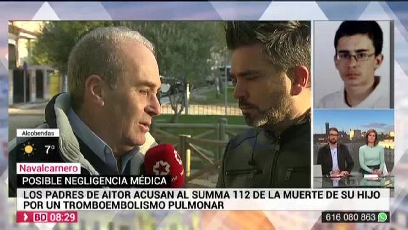 Buenos Días Madrid 08.11.2019 (8.00 - 9.00)