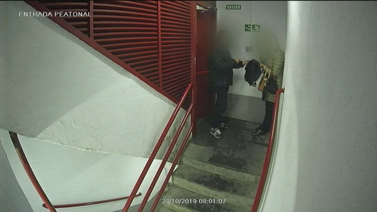 Detienen en Alcobendas al 'atracador de las 8 de la mañana'