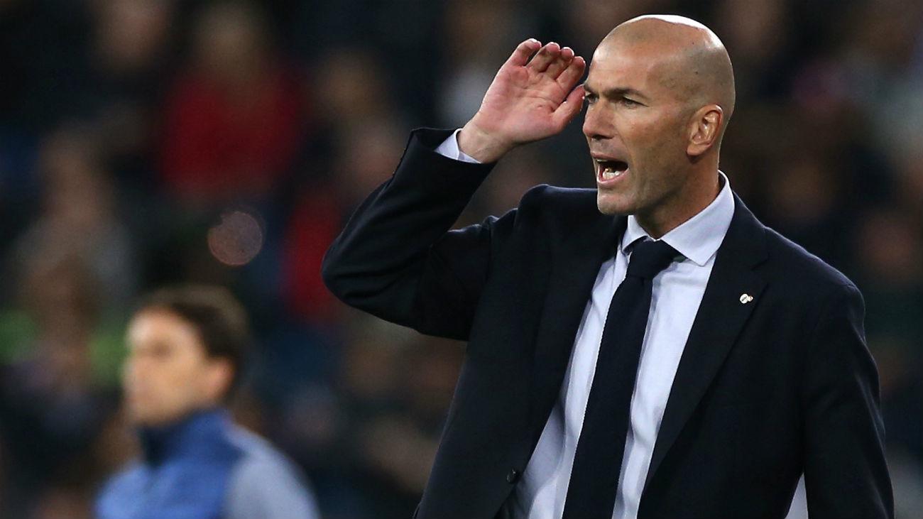 """Zidane: """"No me sorprende lo de Rodrygo"""""""