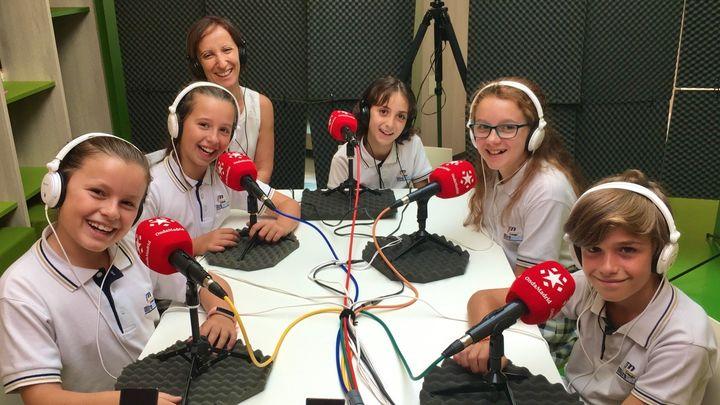 La radio del cole: Miramadrid, Paracuellos del Jarama 09.11.2019