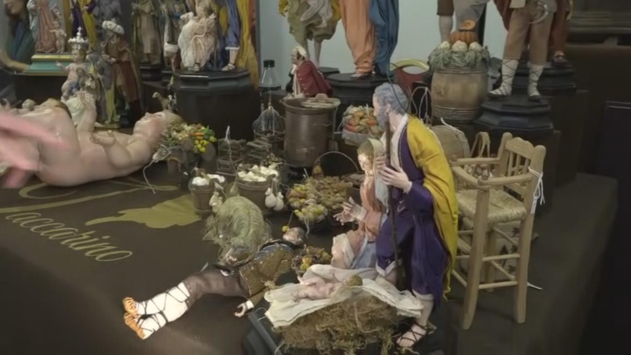 Los mejores escultores y artesanos belenistas se dan cita en Alcobendas