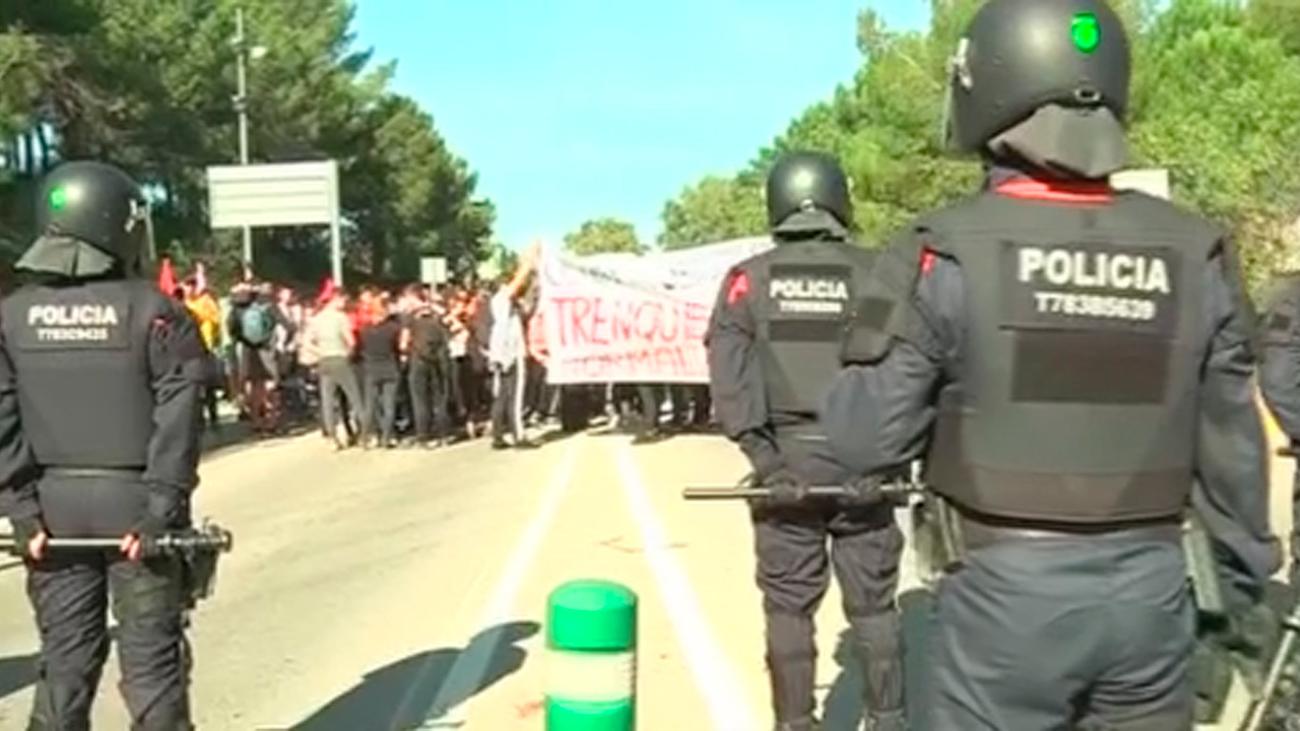 Más de 12.000 efectivos en Cataluña ante la jornada electoral del 10-N