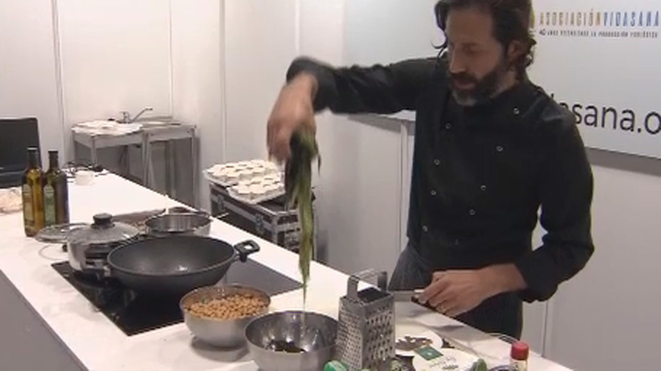 Los productos bio llegan a los comedores de los colegios madrileños