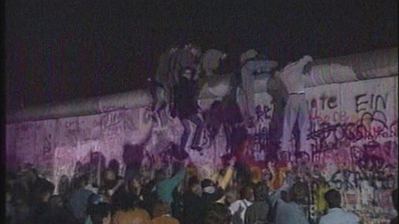 Treinta años de la caída del muro de Berlín