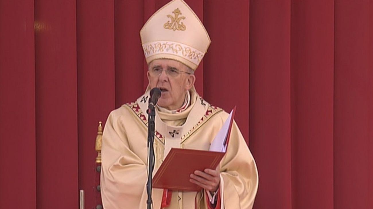 """El arzobispo de Madrid llama a """"despertar a la capacidad de diálogo"""""""