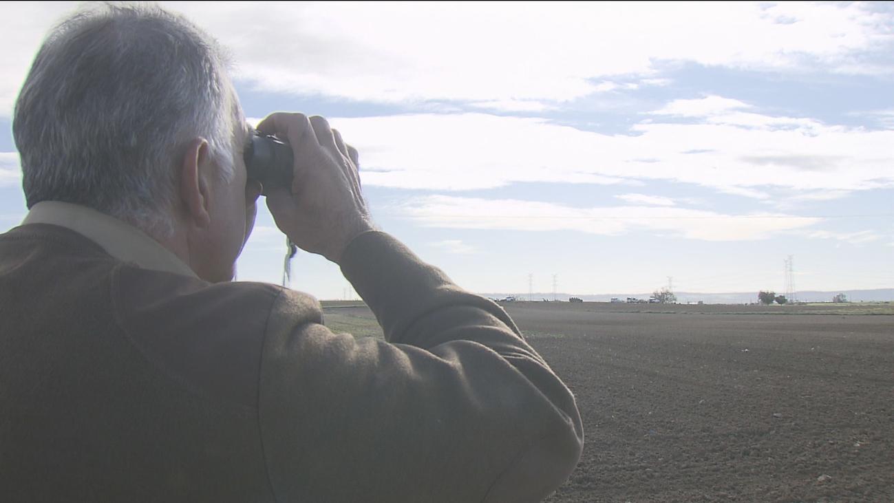 Los furtivos arrasan los campos de cultivo del sur de Madrid